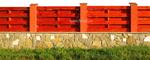 Gard cu rol bine definit de delimitare a spatiului, ideal pentru ideea de intimitate
