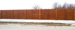 Gard avangardist cu estetica si arhitectura moderna